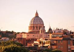 Attico 203 - Rome - Outdoor view
