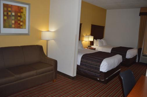 Country Inn & Suites by Radisson, Alpharetta, GA - Alpharetta - Bedroom