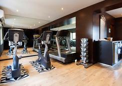 AC Hotel by Marriott Carlton Madrid - Madrid - Gym