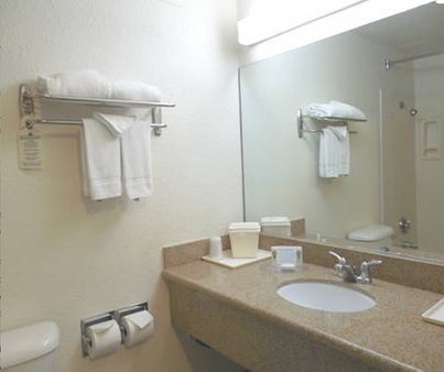 Consulate Hotel Airport/Sea World San Diego Area - San Diego - Bathroom