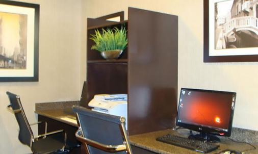 Blue Cypress Hotel - Arlington - Business centre