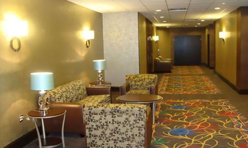 Blue Cypress Hotel - Arlington - Hallway