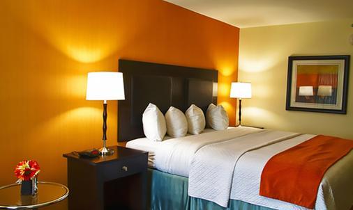 Lux Hotel & Spa, Trademark Collection by Wyndham - Arlington - Bedroom