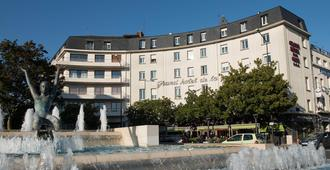 Grand Hotel de la Gare - Angers - Building
