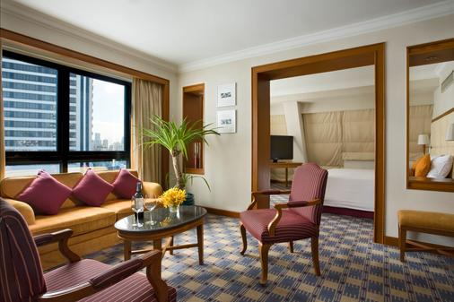 Boulevard Hotel Bangkok - Bangkok - Living room