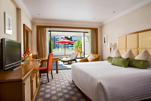 Boulevard Hotel Bangkok - Bangkok - Bedroom