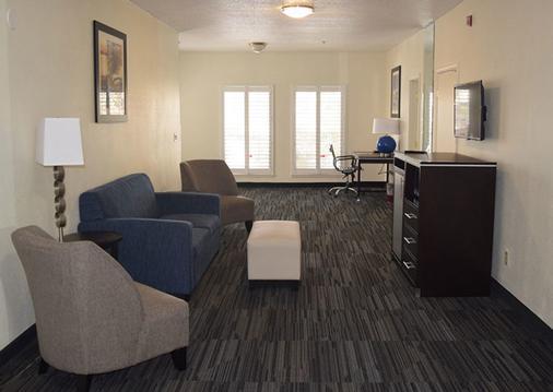 Arena Hotel - San José - Living room