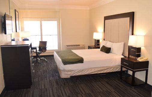 Arena Hotel - San Jose - Bedroom