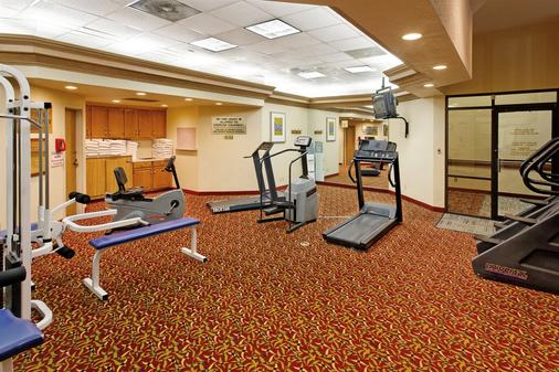 Red Lion Hotel Billings - Billings - Gym