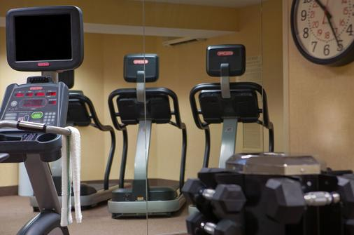 Red Lion Hotel Albany - Albany - Gym