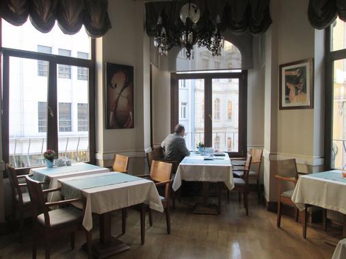 Ragip Pasha Apartments - Istanbul - Dining room