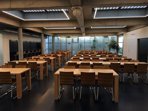 Geneva Hostel - Geneva - Meeting room