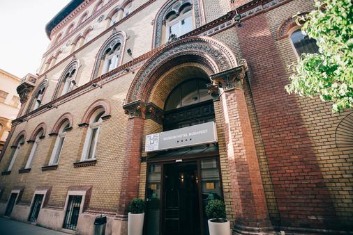 Hotel Museum Budapest - Budapest - Building