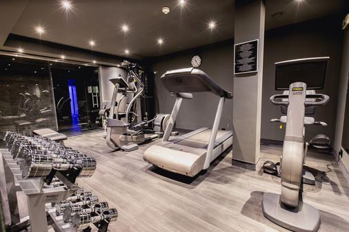 Hotel Museum Budapest - Budapest - Gym