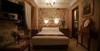 Galathea Hotel - Kotor - Bedroom