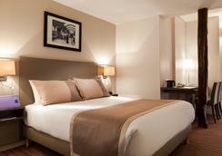Timhotel Opéra Madeleine - Paris - Bedroom