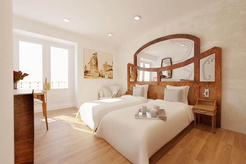 Icon Casona 1900 By Petit Palace - Madrid - Bedroom