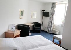 Hotel Bernerhof - Interlaken - Bedroom