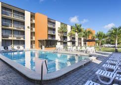 Orlando Continental Plaza Hotel - Orlando - Pool