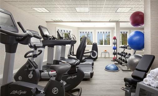 Hyannis Harbor Hotel - Hyannis - Gym
