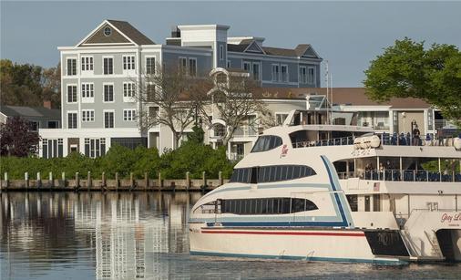 Hyannis Harbor Hotel - Hyannis - Outdoor view