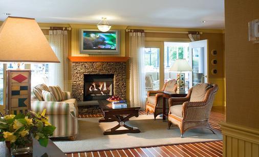 Hyannis Harbor Hotel - Hyannis - Lounge