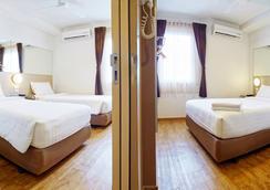 Red Planet Patong, Phuket - Patong - Bedroom