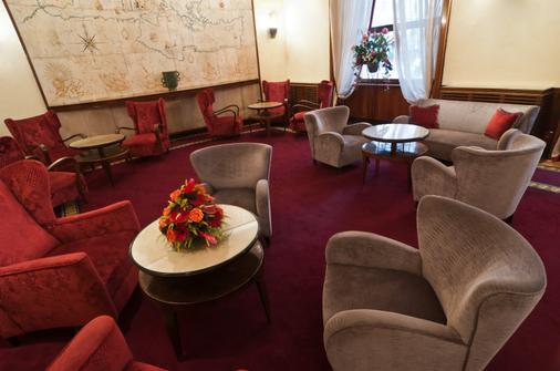 Bettoja Hotel Mediterraneo - Rome - Lounge