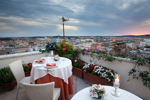 Bettoja Hotel Mediterraneo - Rome - Balcony