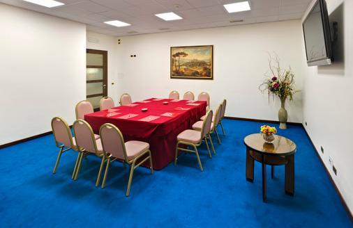 Bettoja Hotel Mediterraneo - Rome - Meeting room