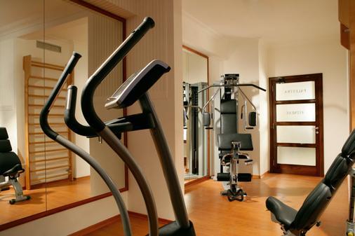 Bettoja Hotel Mediterraneo - Rome - Gym