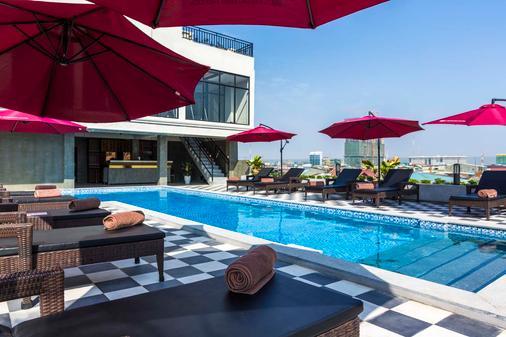 G Mekong Hotel - Phnom Penh - Pool