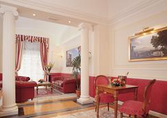Hotel Contilia - Rome - Lobby