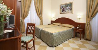 Hotel Contilia - Rome - Bedroom