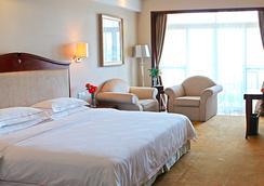 Country Garden Phoenix Hotel Huangshan - Huangshan - Bedroom