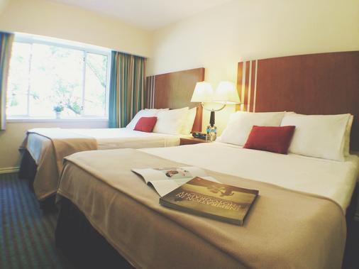 Greenbrier Hotel - Vancouver - Bedroom