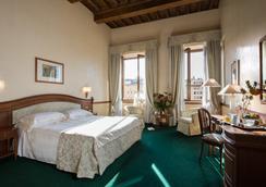 Hotel Degli Orafi - Florence - Bedroom
