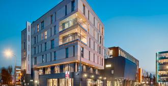 Best Western Plus Arkon Park Hotel - Gdańsk - Building