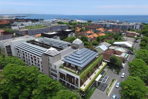 The Magani Hotel and Spa - Kuta - Outdoor view