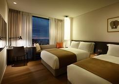 Shilla Stay Jeju - Jeju City - Bedroom