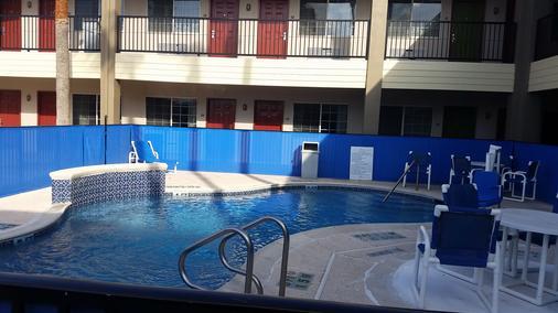 Texas Inn Downtown Mcallen - McAllen - Pool
