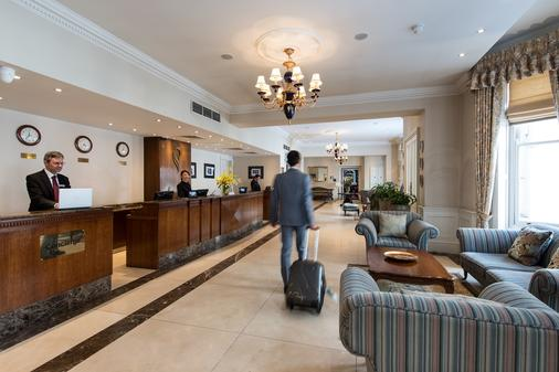 Park International Hotel - London - Front desk