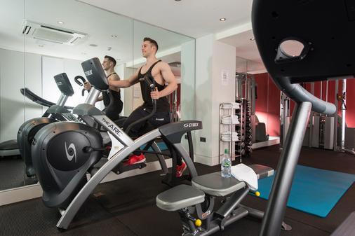 Park International Hotel - London - Gym