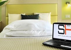 Hotel Scott House Rome - Rome - Bedroom