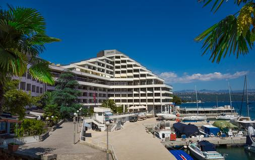 Remisens Hotel Admiral - Opatija - Outdoor view