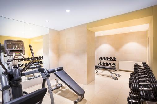 Remisens Premium Hotel Kvarner - Opatija - Gym