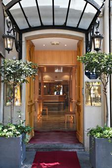 Hotel Royal Saint Michel - Paris - Outdoor view