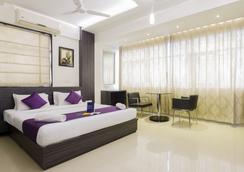Fabhotel Arya Hinjewadi - Pune - Bedroom