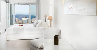 Agali Houses - Firostefani - Bedroom
