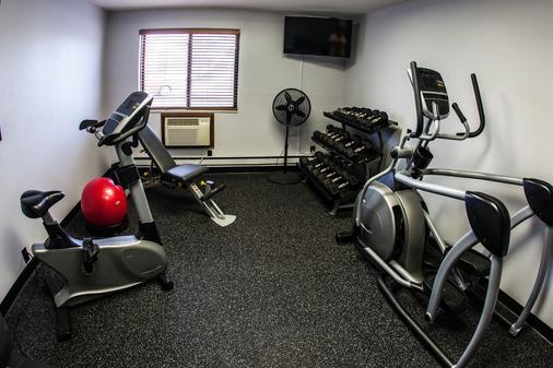 Fargo Inn & Suites - Fargo - Gym